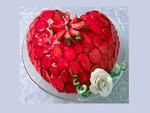 Heart Cake for all Decembers Children - Happy Birthday :)