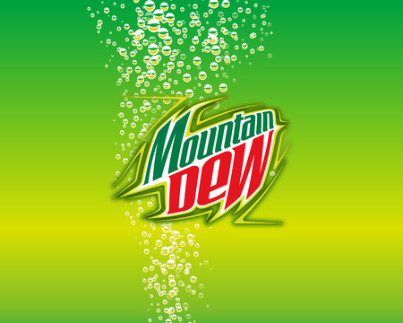 Mountain Dew Wallpaper - green, cool, beverage, soda, abstract, mountain dew, lime, awesome, bubbles, lemon, mtn dew