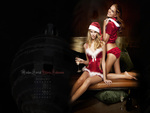 Merry Christmas - Sexy Models