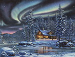 NORTHERN LIGHTS CHRISTMAS