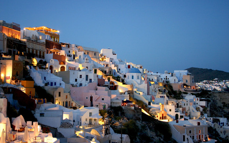 Untitled Wallpaper - greece, white houses, santorini, white