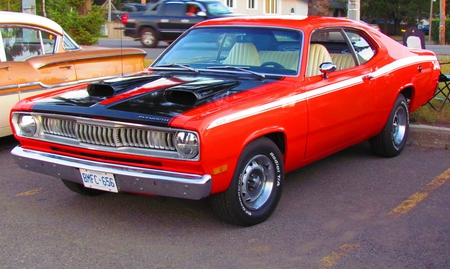 1970 Plymouth Duster 340: A Profile of a Muscle Car | HowStuffWorks