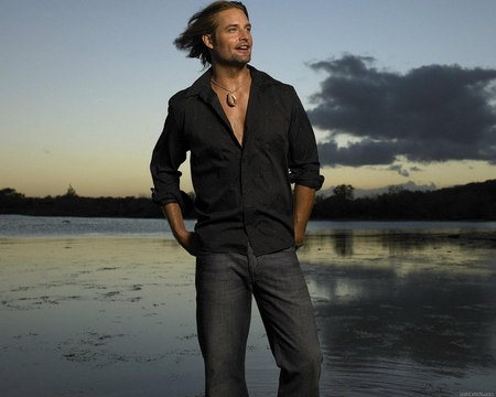 Sawyer {Lost} - actor, people, josh holloway, tv series, sawyer, entertainment