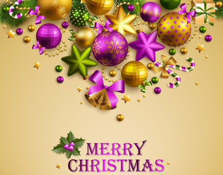 Merry Christmas!!! - 3D and CG & Abstract Background Wallpapers on ...