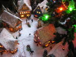 Christmas Village View4 End