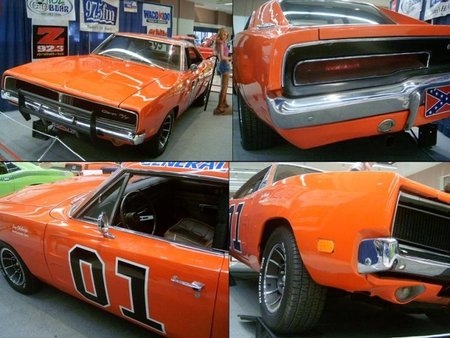 the general lee tv series entertainment background