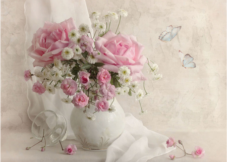 Still Life Flowers Amp Nature Background Wallpapers On