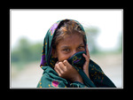 Shy Girl from Thar