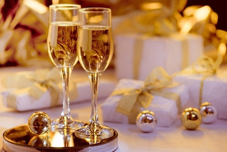 New year romantic wallpapers