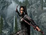 Skyrim Female Warrior