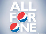 Pepsi,ALL,FOR,ONE,Wallpaper,2