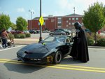 knight Rider Darth vador