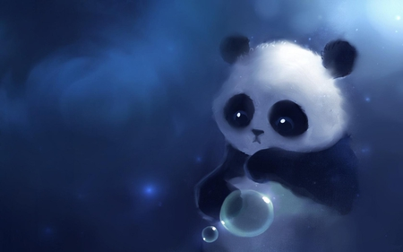 Panda Bear Wallpaper, Desktop 4K High Quality Backgrounds, NMgnCP
