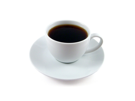 Coffee Cup - white cup, desktop, coffee