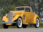 1935 Lincoln Model K Convertible Roadster