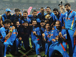 india world cup winners 2011