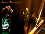 Sonny Weems wallpaper