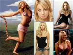 Actress Kaley Cuoco from The Big Bang Theory
