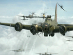 Red Tails B-17s Another Mission