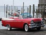 1958 Dodge Coronet Super D 500 Convertible