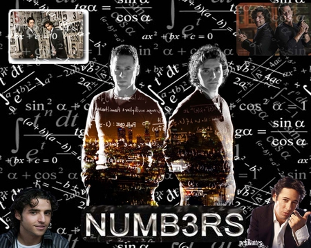 Numbers (TV series) Numb3rs TV Series amp Entertainment Background Wallpapers on Desktop