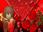 Teddy Bear Valentine