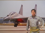 Sachin's Maiden Flight.