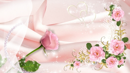 Pictures Of Pink Roses And Pearls Impremedia Net
