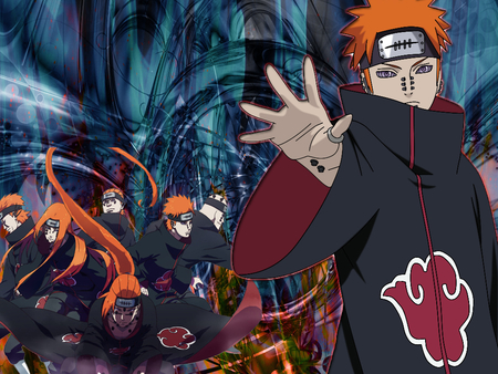 True meaning of pain - akatsuki, jiriaya, konoha, madara, among, epic, train, naruto, pein, good, nagato, them, evil, fate, pain, not