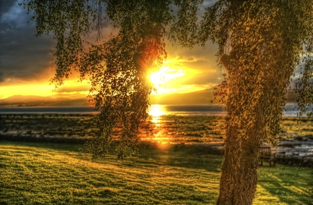 Plain View Sunsets Amp Nature Background Wallpapers On