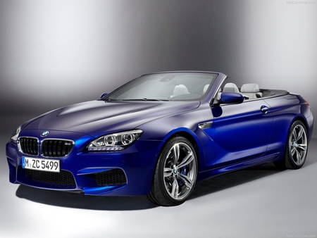 BMW M6 Convertible - bmw, car, convertible, m6