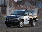 2010 Chevrolet Tahoe police car