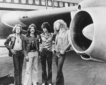 Led Zeppelin - music, music stars