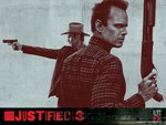 Boyd and Raylan- Justified