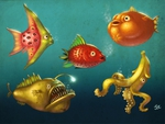 SEA LIFE FRUITS
