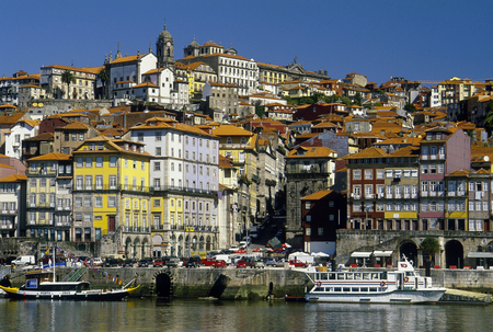Oporto - Portugal - europe, portugal, cities, oporto