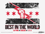 CM Punk Chicago Made