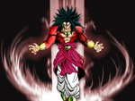 The Legendary Broly SSJ4