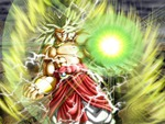 The Legendary Broly SSJ3