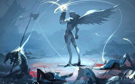 Angel of war - 10, war, angel, 2012, picture, 03