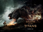 Wrath of The Titans.